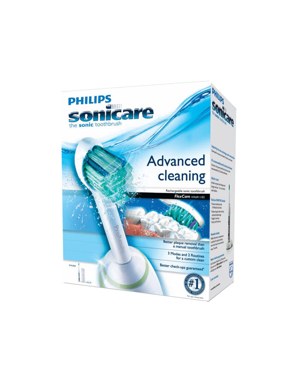 philips sonicare hx 6902 flecare electric toothbrush