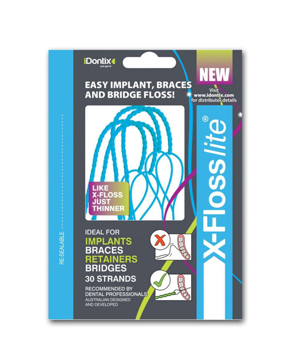 dental floss x-floss lite
