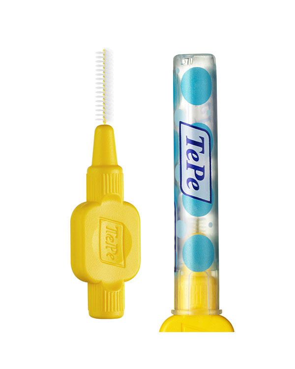 TePe Yellow Interdental Brush Original